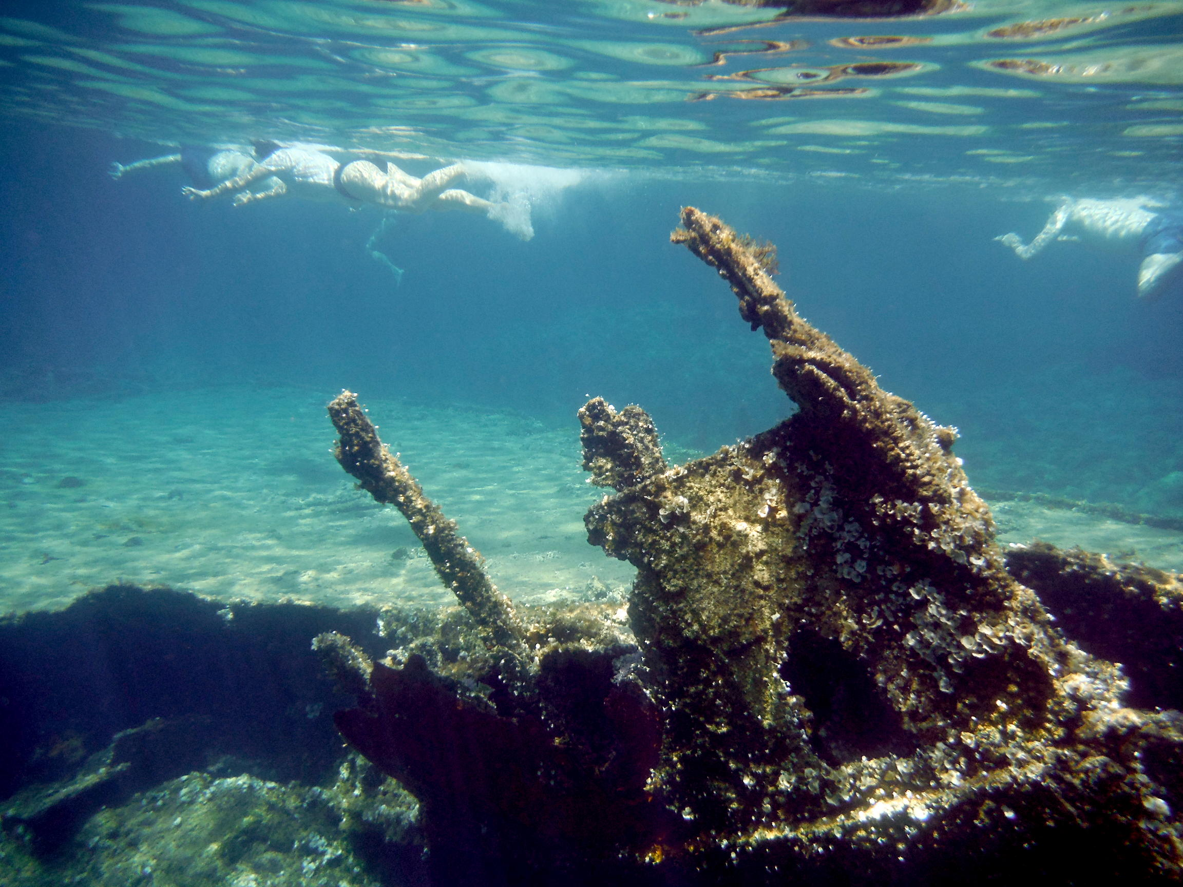 Falasarna Shipwreck Snorkel