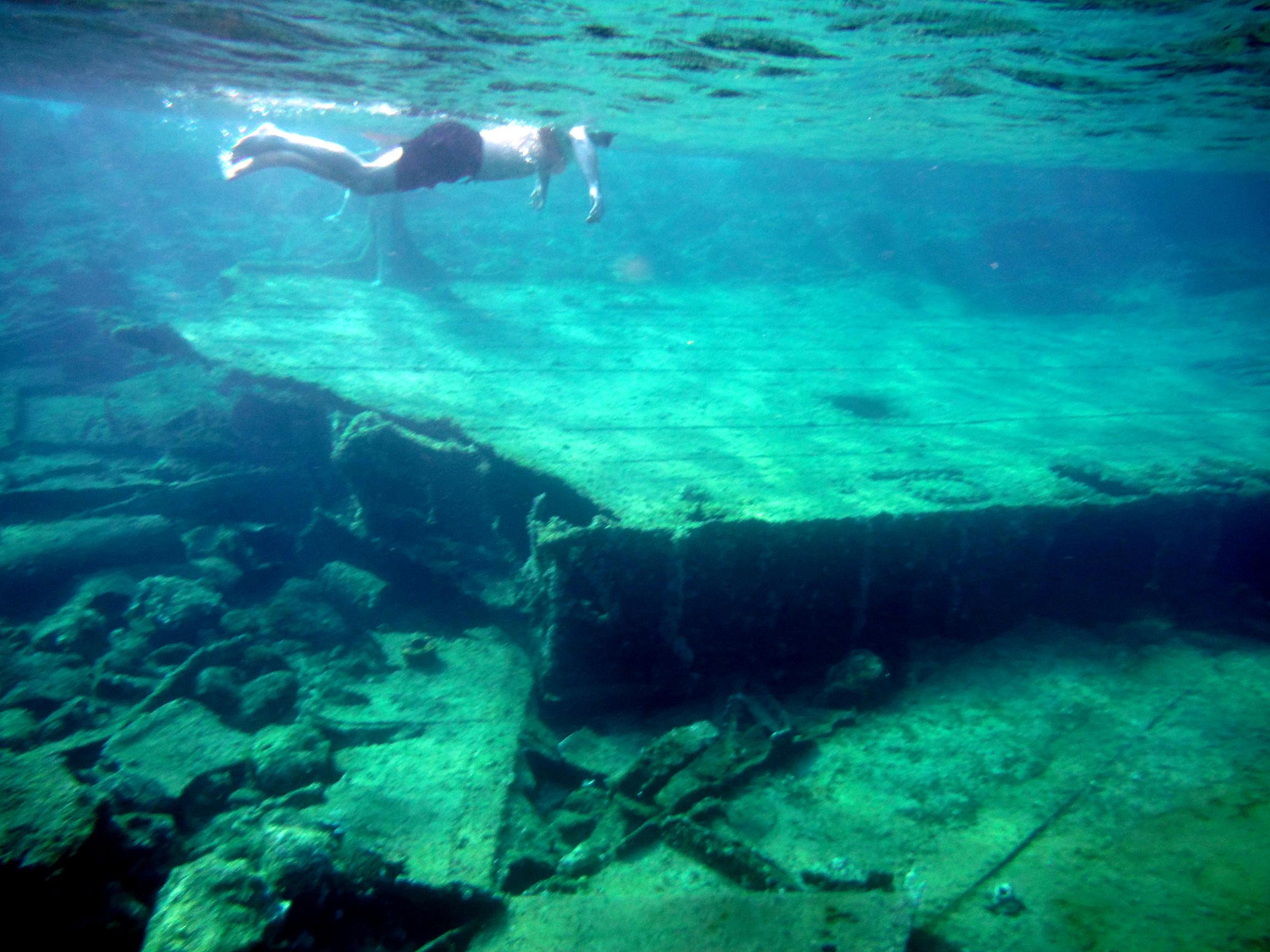 Snorkel in Falasarna