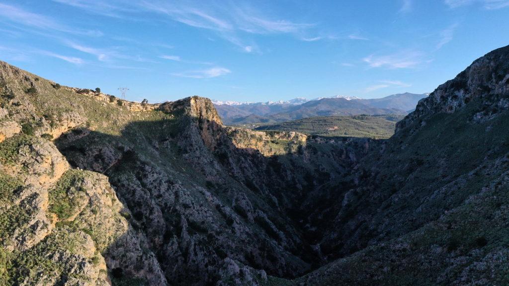 Rokka gorge