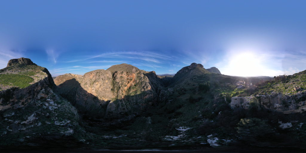 Rokka panorama