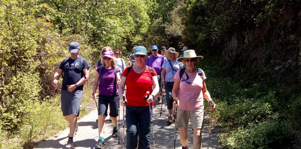 Nordic Walking Crete