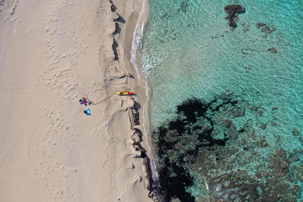 Kayak Falasarna Drone 04