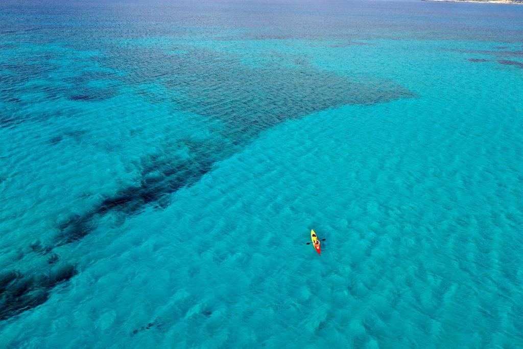 Kayak Falasarna Drone 05