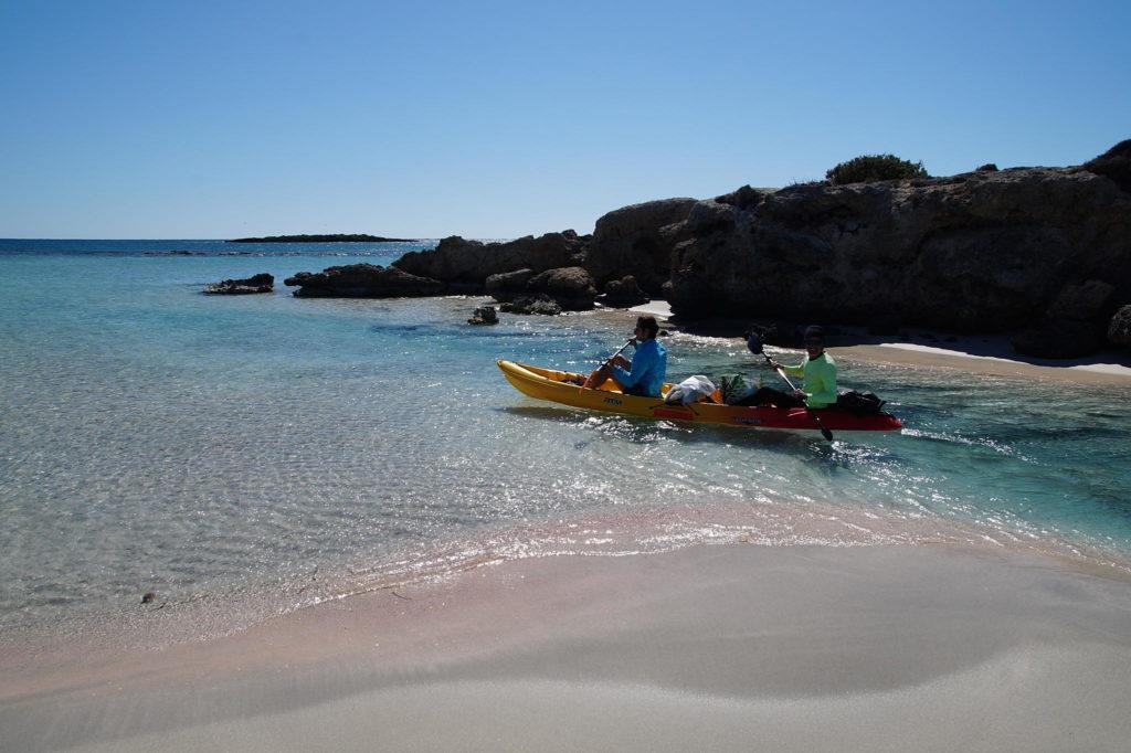 Kayak Elafonissi 17