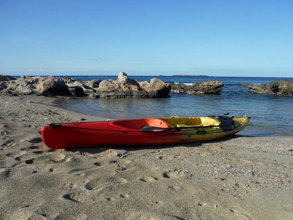 Kayak Falasarna December01