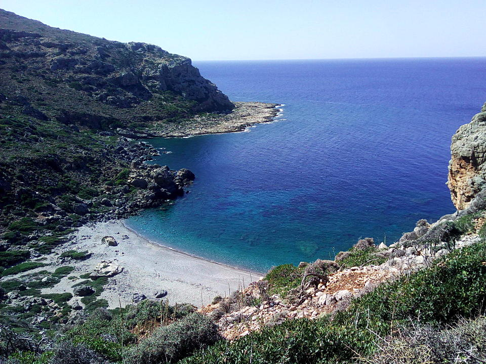 Crete West Coast Wild Swim