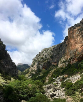 West Crete Gorges