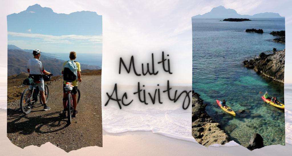 Multi Activity Adventure