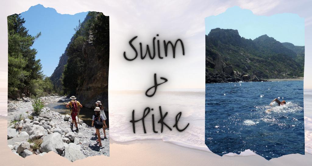 Swim and Hike Crete